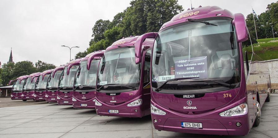 20189f15cfa SEBE bussidega reisis juulis rekordarv inimesi – Äri | GoodNews