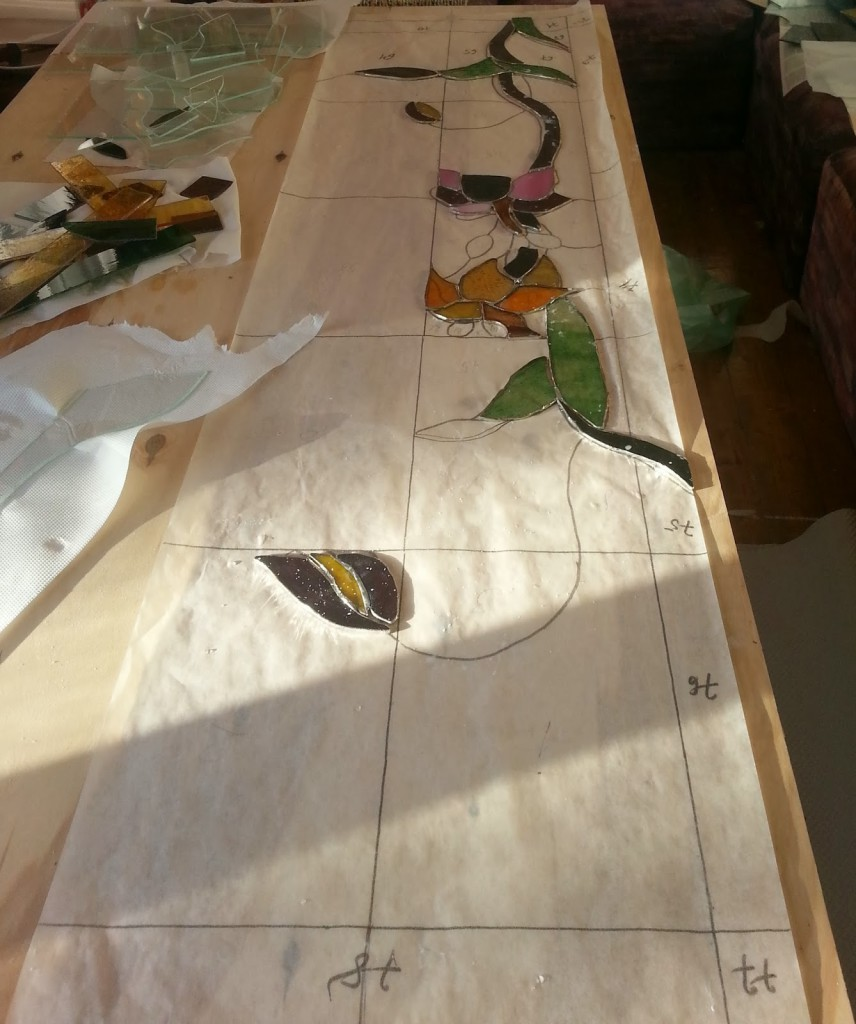Nüüd on võimalus tellida klaasvitraažikunstnik koolitama!