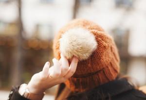 juuksed talvel