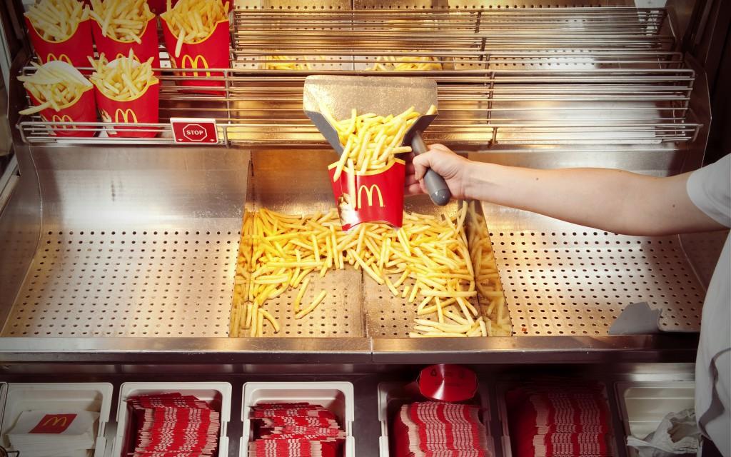e73148005d8 Eesti McDonald's restoranide kasutatud toiduõlist valmib biodiisel ...