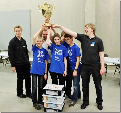 Selgus Eesti Parim Robootikakool 2014