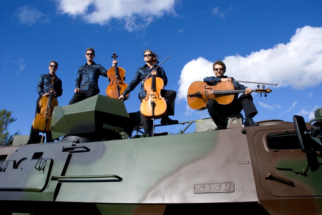 Klassikalisi instrumente mängiv hinnatud kollektiiv C-JAM tähistab Päikeseloojangu kontsertidega esimest juubelit