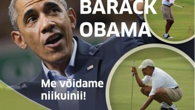 Ajakiri Golf nr 3-2014 kaas
