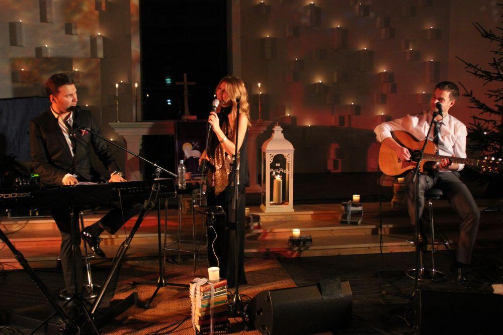 VAATA GALERIID! Maarja-Liisi ja Koidu kontsert pakkus kuulajatele südamesoojust