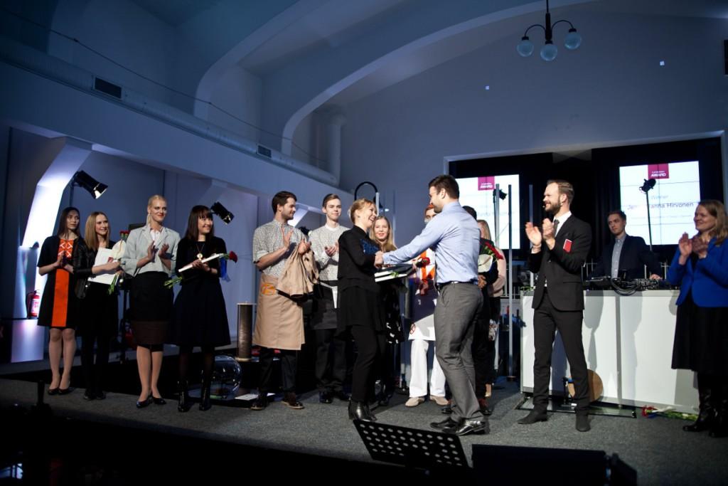 Lindstrom Award 2015