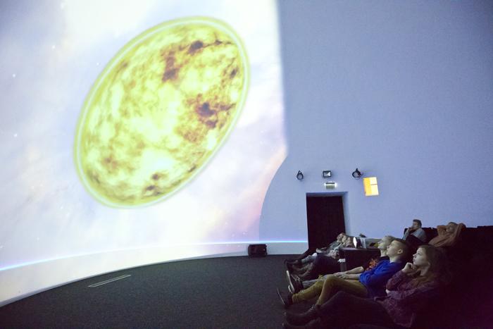 EAK planetaarium