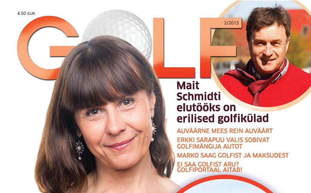 TASUB TEADA! Ajakirja Golf suvenumber jõuab poelettidele peale jaanipäeva