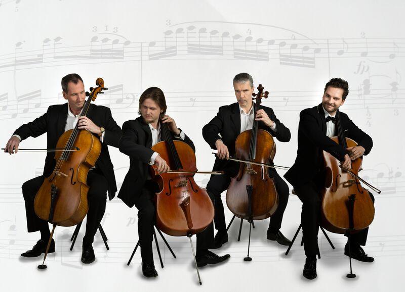 ELU24 LIVE/ Külla tuleb šikk tšellokvartett C-Jam