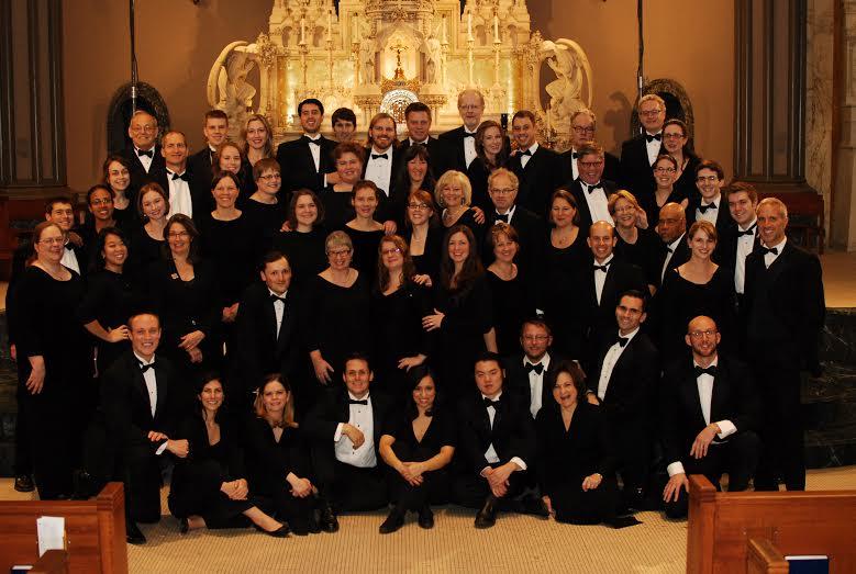 KULTUURINAUDING! Eestit külastab kõrgetasemeline segakoor Chicago Chorale