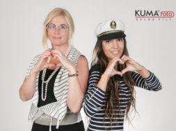 Piia Ausman ja Monika Kuzmina