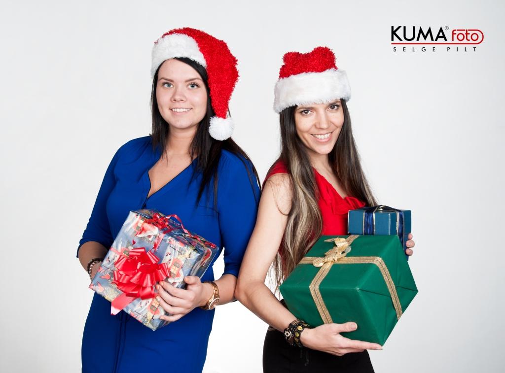 Joanna Müür ja Monika Kuzmina