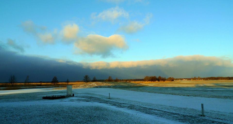 AJAKIRI GOLF! UUS HOOAEG PAISTAB! Valgeranna golfiklubi reastas uue golfisuve üritused