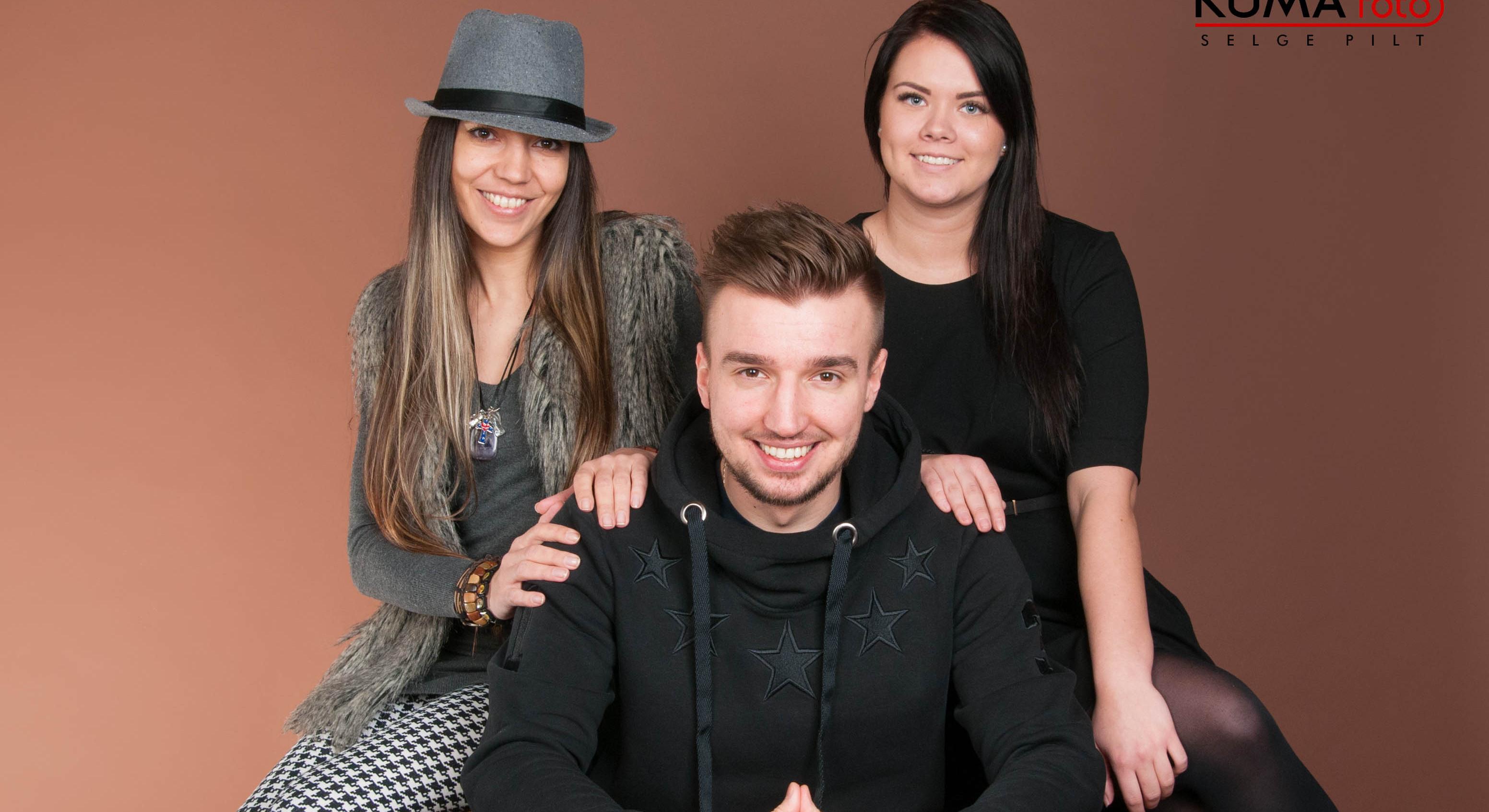 KESK-EESTI TRE JA GOODNEWS! Heade uudiste saates on üks hea laulja ja üks uus singel