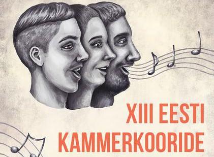 KAMMERKOORIDE FESTIVAL! Reedel algab Jõhvis XIII Eesti kammerkooride festival