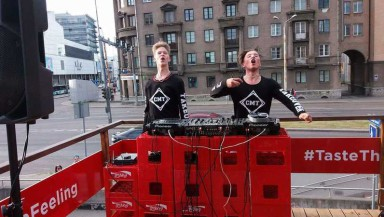 TRE DJ'd