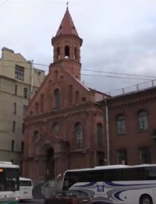 eestlased Peterburis