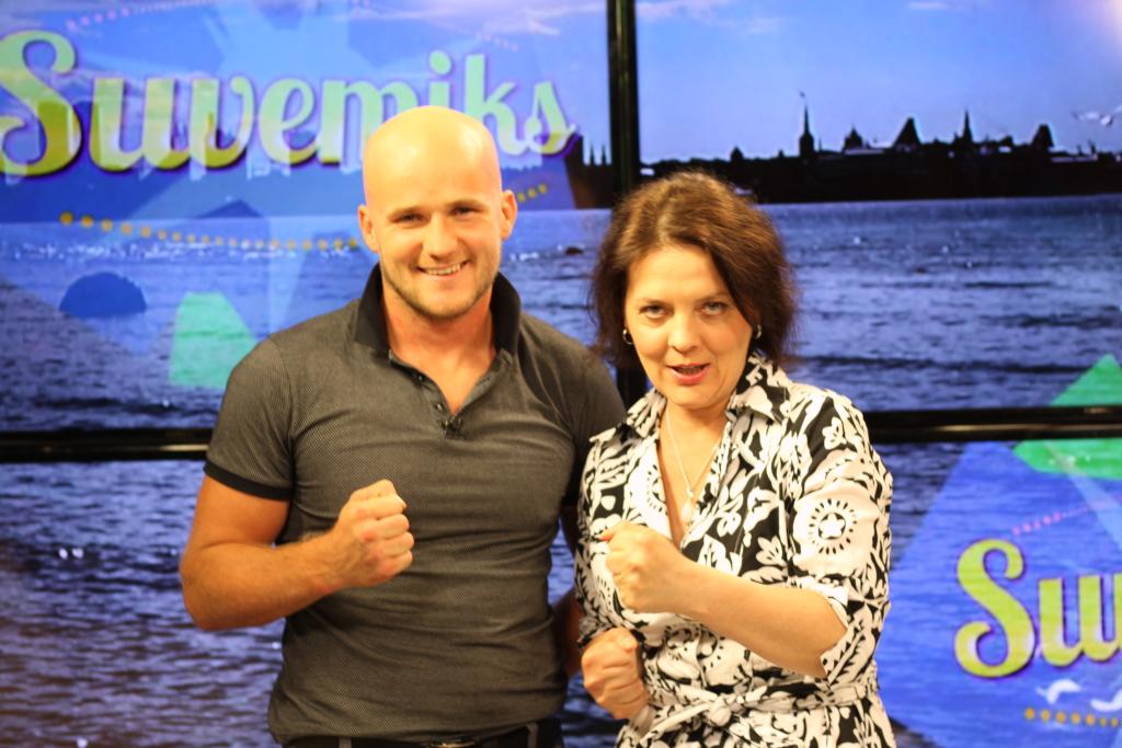 SAATES SUVEMIKS! Taipoksitreener Kevin Renno tahab lisaks poksile õpetada õiget toitumist