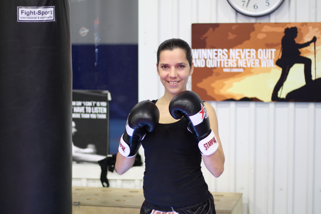 Monika Kuzmina