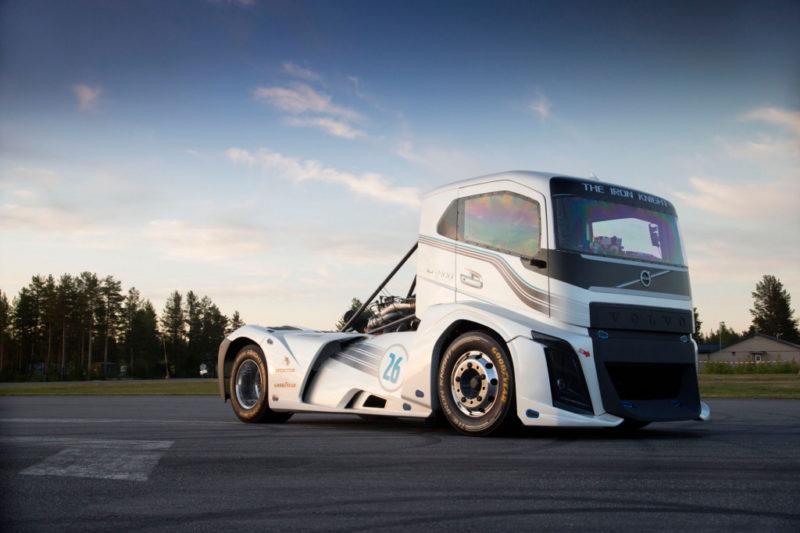 Volvo Iron Knight Goodyear