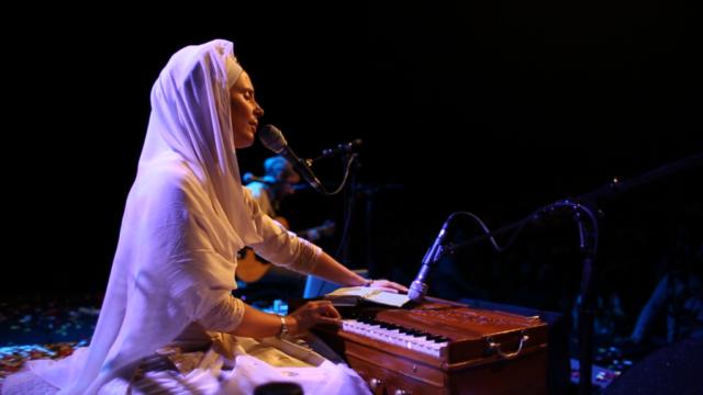 Snatam Kaur Foto: David Simchock