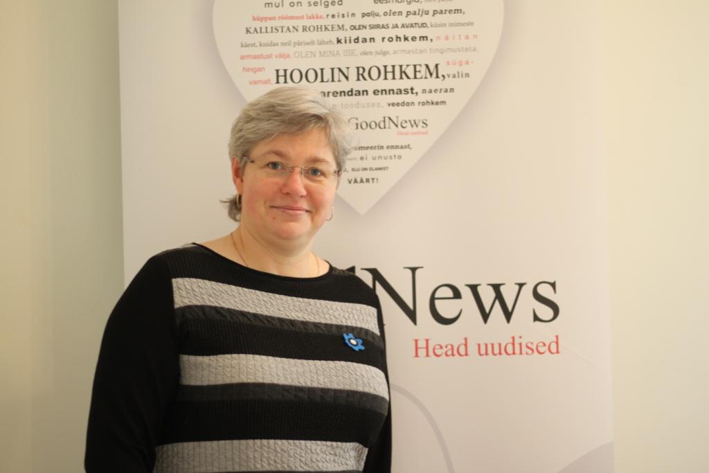 GoodNews eksklusiiv! Annika Tellissaar tunneb rõõmu andekate eestlaste ja esivanemate pärandi üle