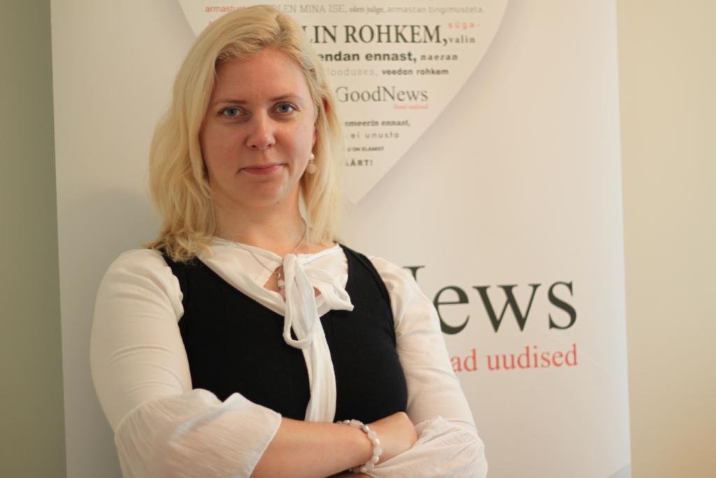 GoodNews eksklusiiv! Terapeut Liis Kuurme arvates on eestlased palju saavutanud oma jonniga