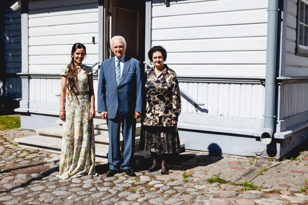 Monika Kuzmina, Arnold ja Ingrid Rüütel (3)