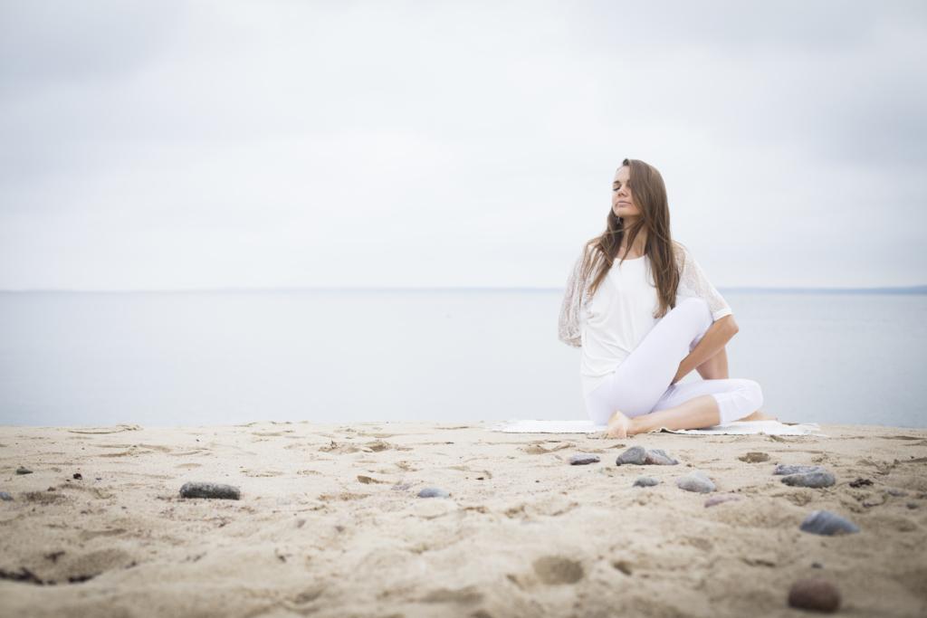 Joogaõpetaja Karolin Tsarski: Agama Yoga diplomit kätte saades tundsin, et see oli oluliselt rohkem väärt kui kogu muu haridus kokku