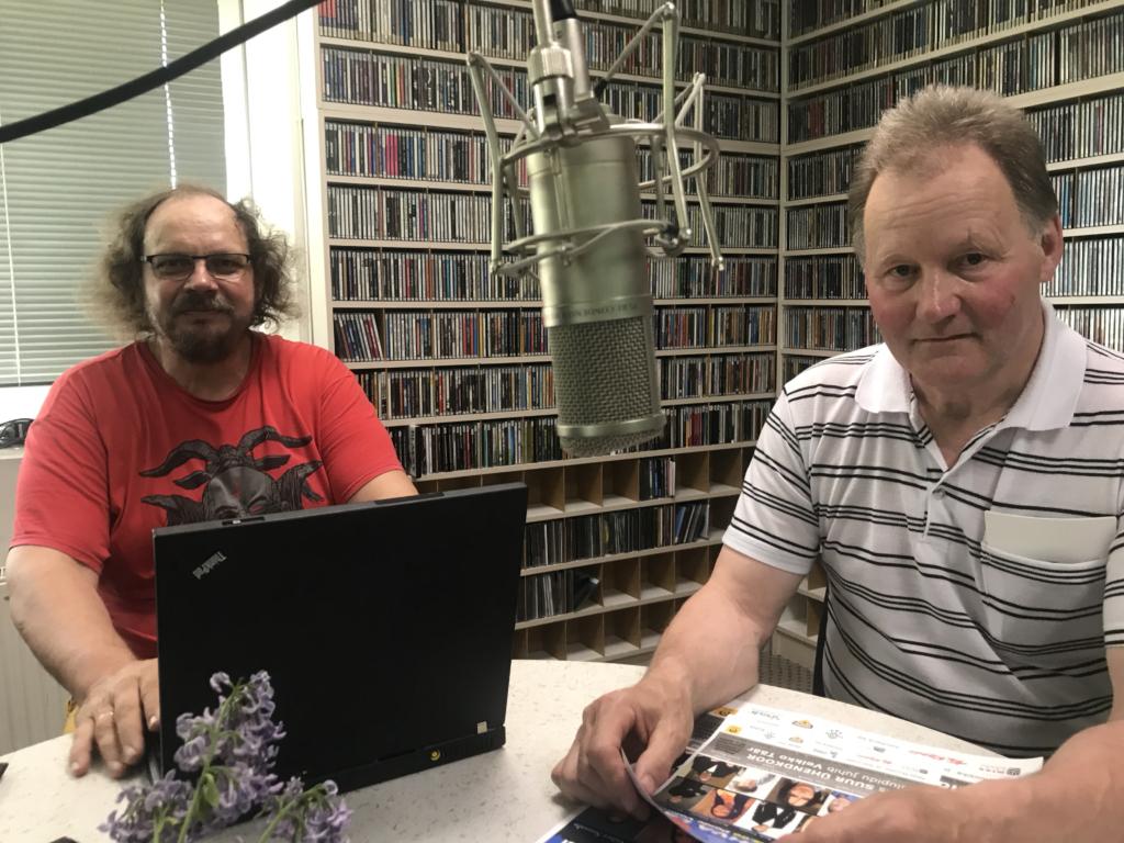 Raadiosaade head uudised – Mati Palmet ja Ülo Kannisto