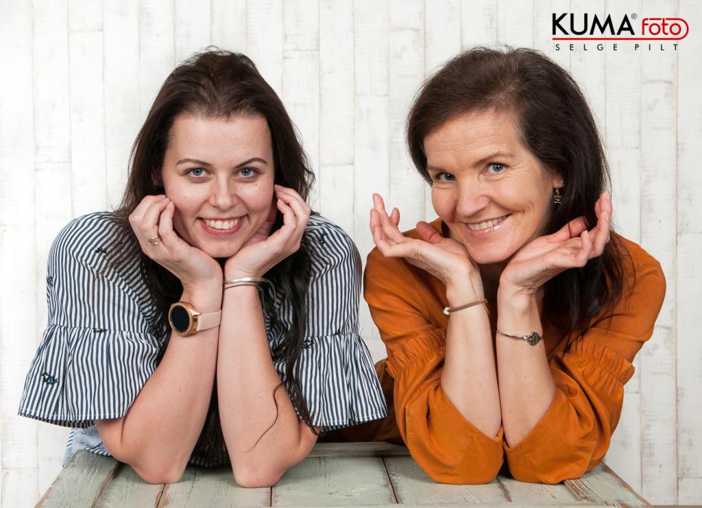 Head uudised – Elviira Eessaar ja Merike Villard