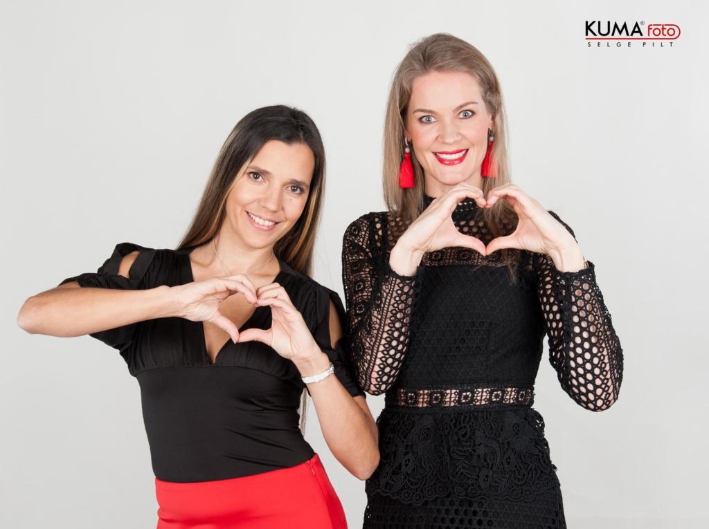 Raadiosaade Head uudised Monika Kuzmina ja Epp Kärsin