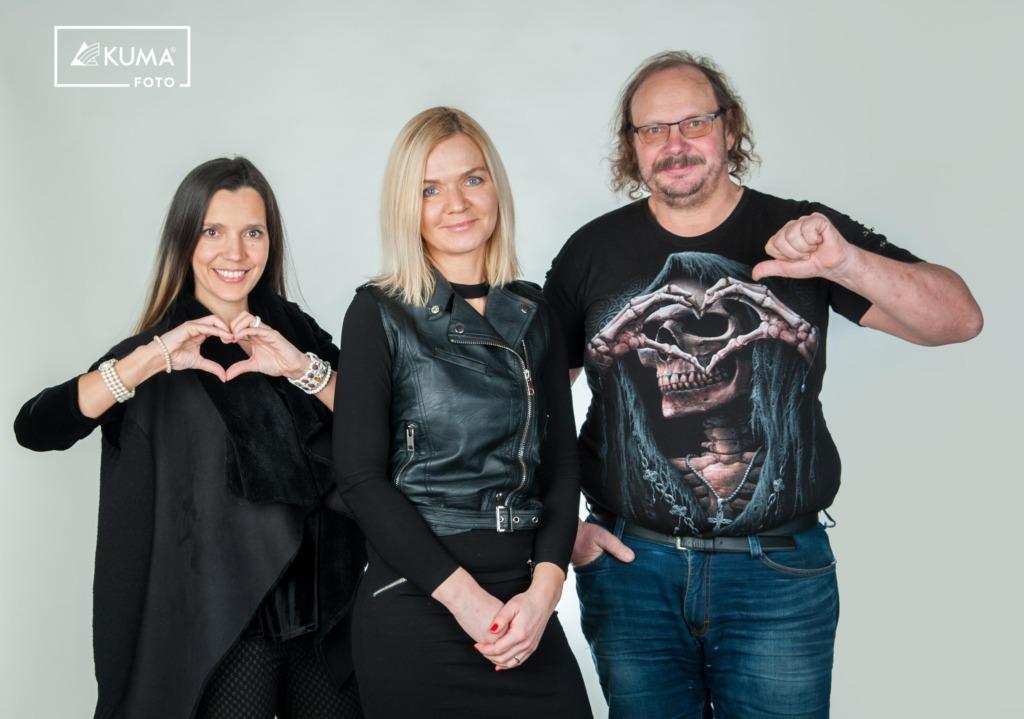 Raadiosaade Head uudised – Monika Kuzmina, Jaanika Tapver, Mati Palmet